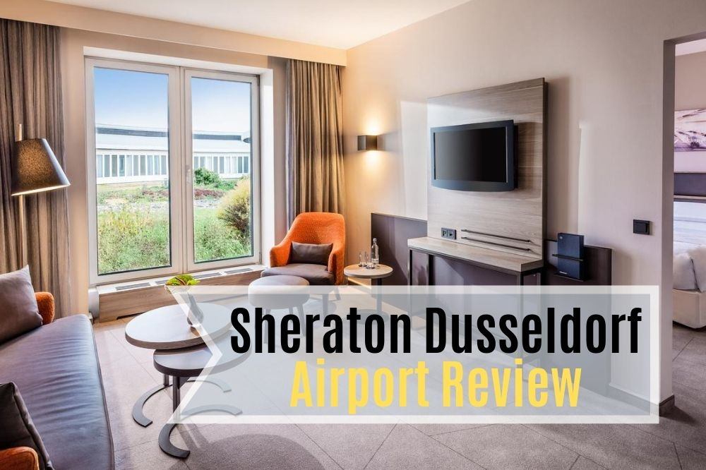 The Most Surprising Dusseldorf Airport Hotel | Sheraton