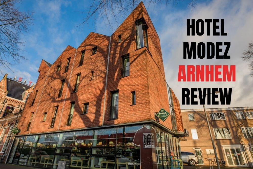 6 Reasons To Stay In Hotel Modez Arnhem