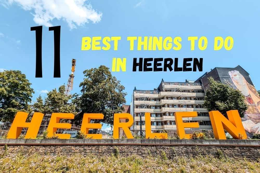 11 Things To Do in Heerlen – Mural Capital of the Netherlands