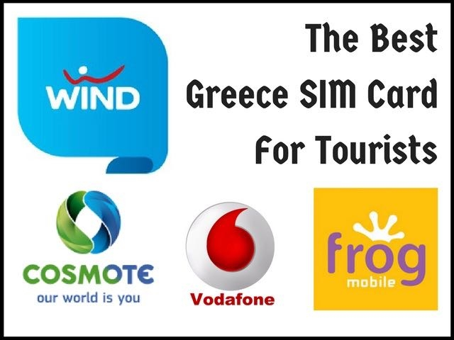 What Is The Best Prepaid Sim Card In Greece For Tourists
