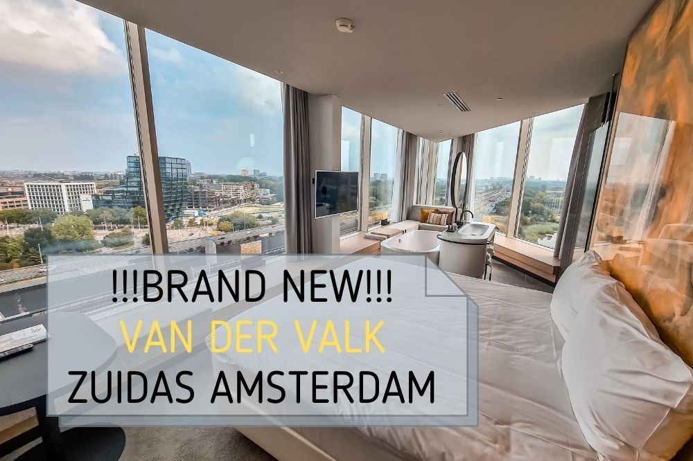 Van der Valk Amsterdam Zuidas | Luxury Views Of Amsterdam