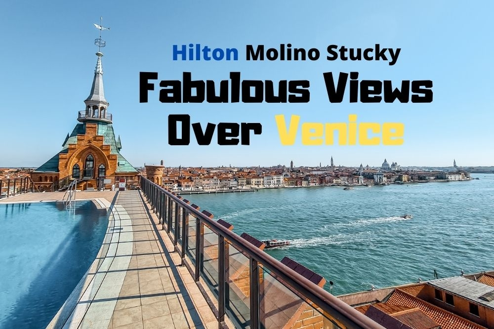 Hilton Molino Stucky Venice | Waterfront with Amazing Venice Views