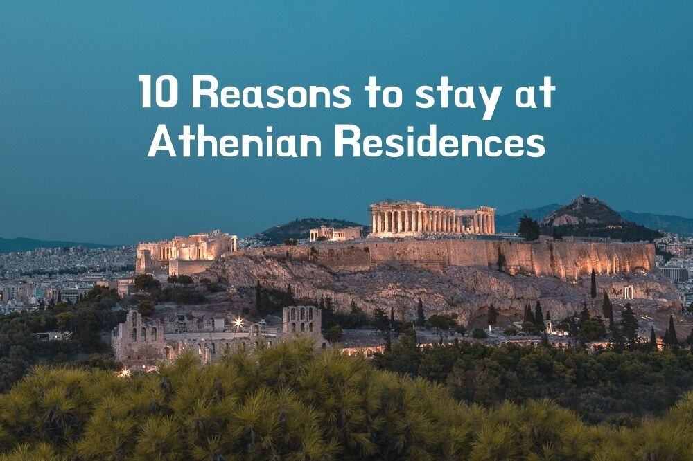 10 Reasons to stay at Athenian Residences in Athens