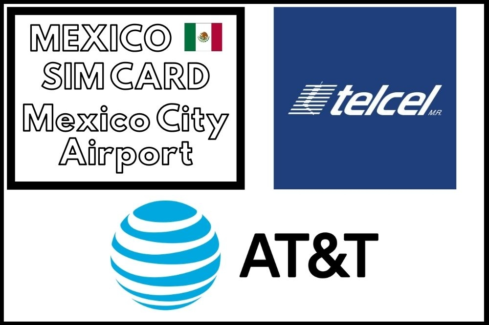 Buying a Sim Card at Mexico City Airport