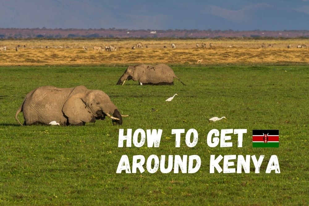 How To Get Around in Kenya