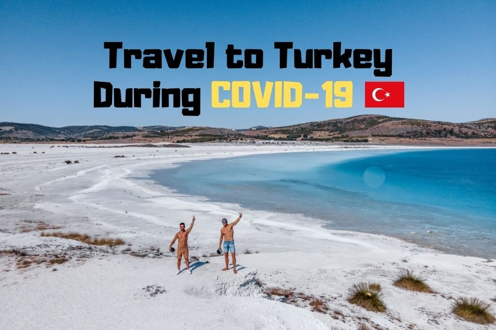 What It's Like To Travel to Turkey During COVID