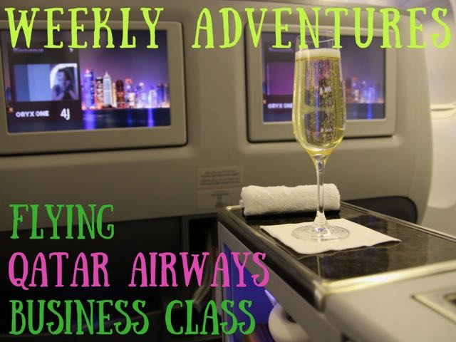 flying qatar airways business class review blog