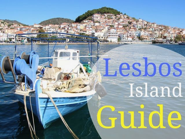 lesbos island guide