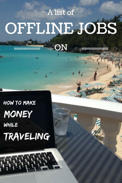 how to earn money while traveling 2