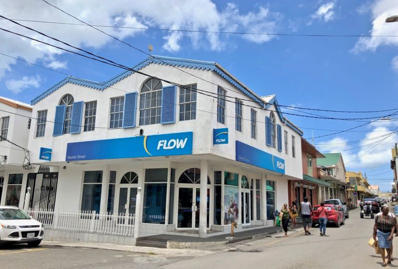 flow st johns antigua