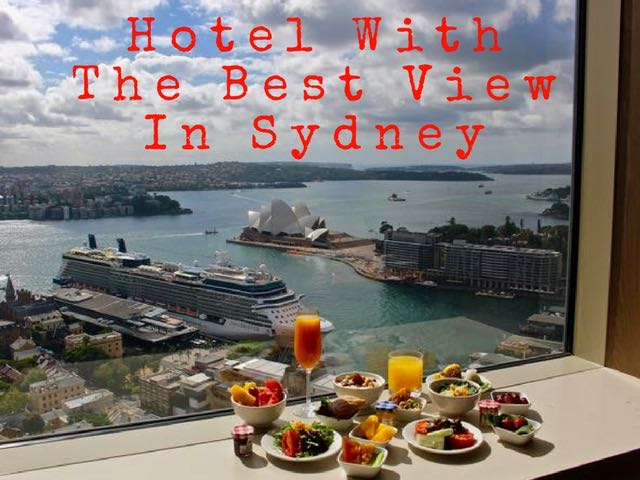 Hotel With Best View In Sydney | Shangri La Sydney