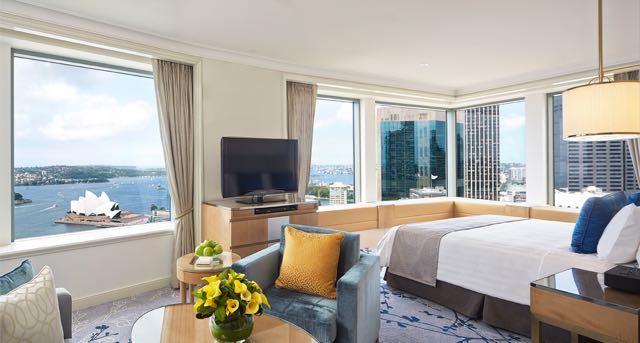 harbour view hotel sydney 1