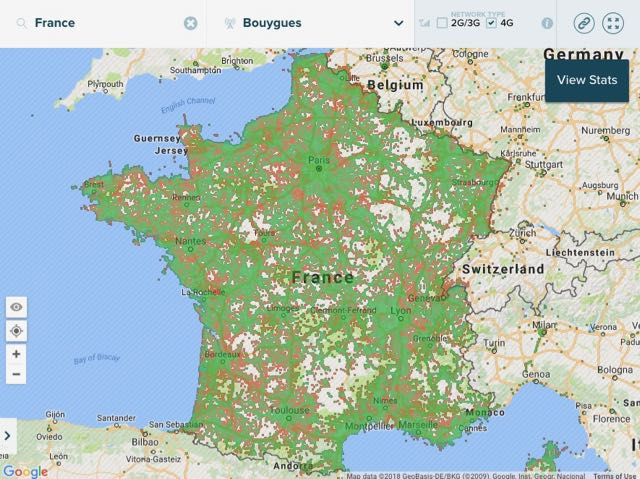 4g coverage map bouygues