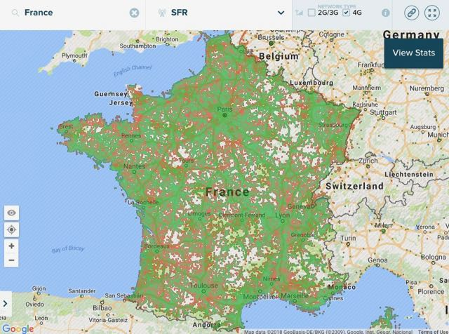 4g coverage map sfr
