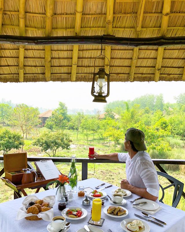 breakfast jaagir lodge