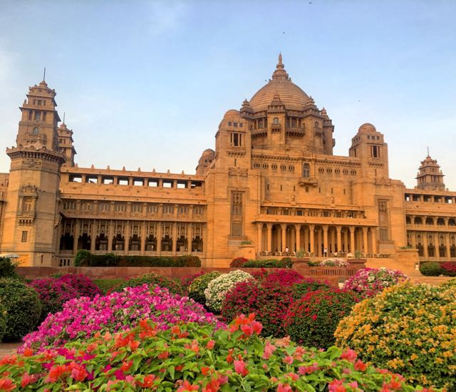 largest palace in india 1