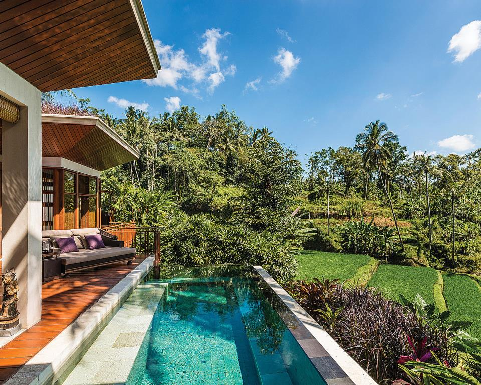 fours seasons ubud