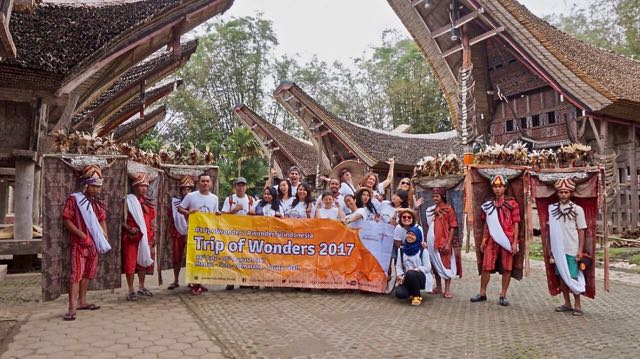 trip of wonders toraja culture