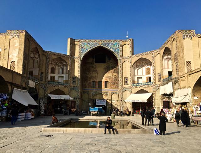 tourist attractions in iran 1