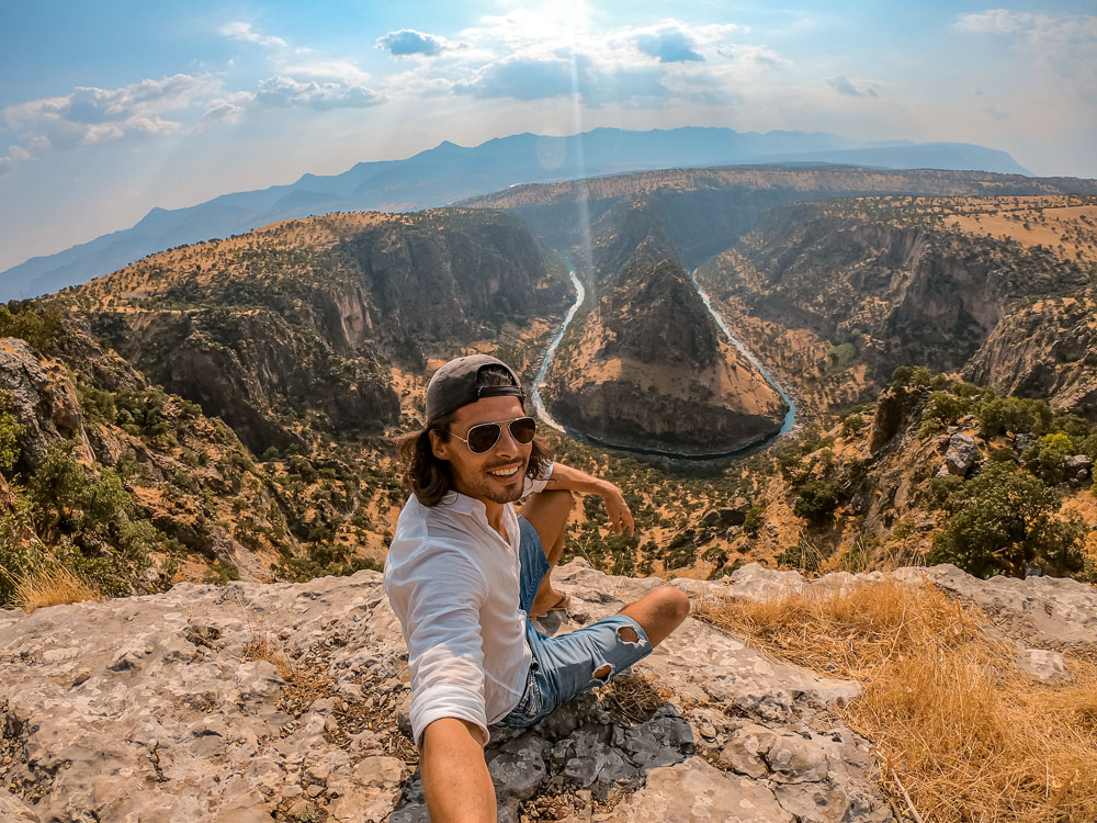 barzan viewpoint kurdistan iraq