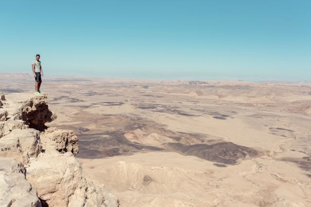 landscapes of israel
