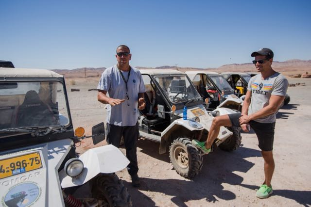 visit israel atv riding 2