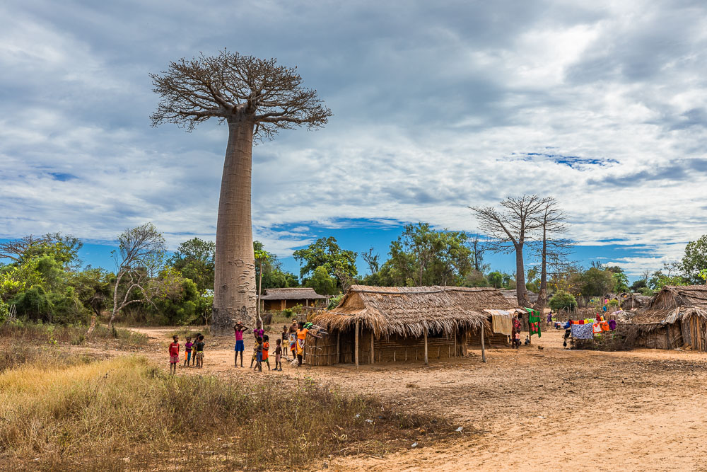 Madagascar Travel rural village 51