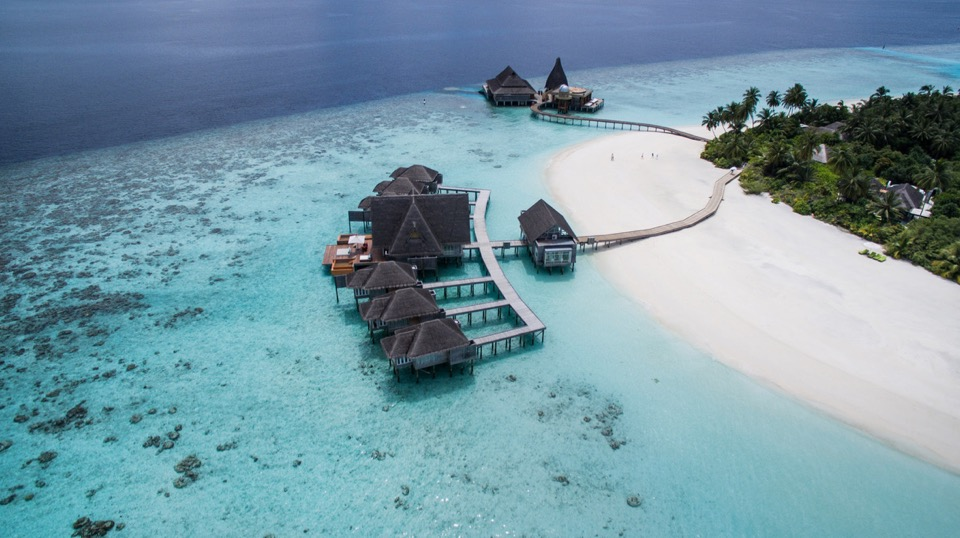 luxury honeymoon maldives 1