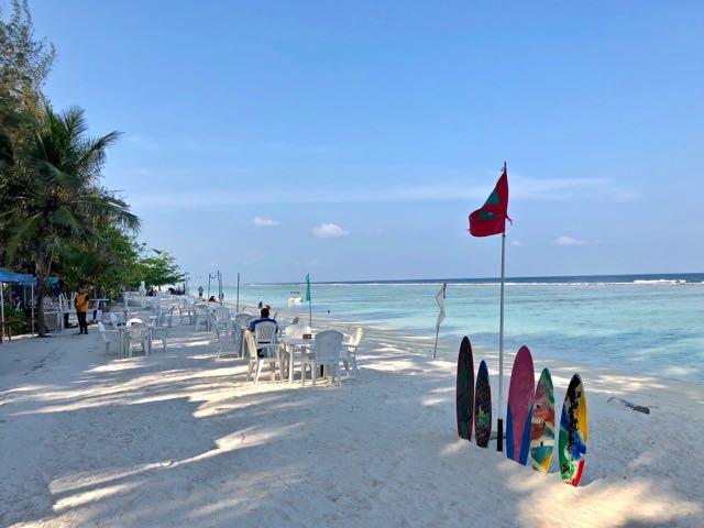 hulhumale beach 3