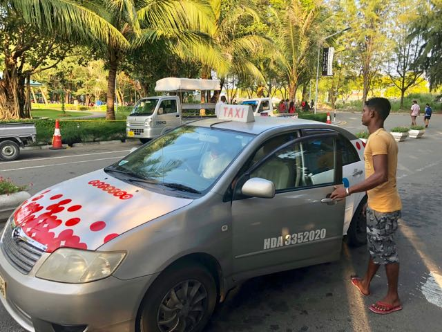 taxi in hulhumale