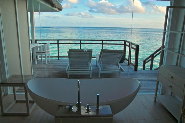luxury beach resort maldives 3
