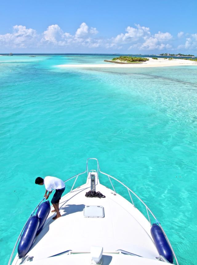 maldives hotels with speedboat transfer 4