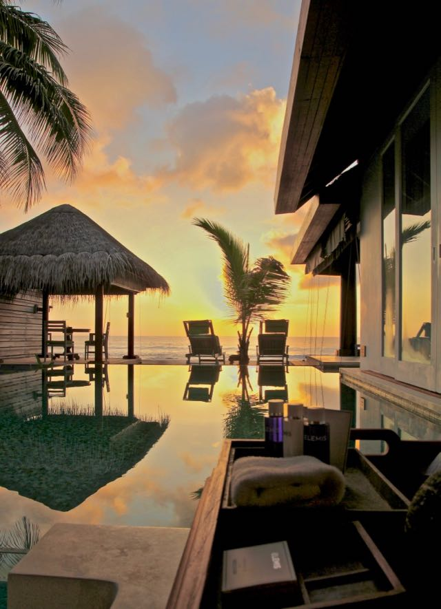 private pool villas in maldives 2