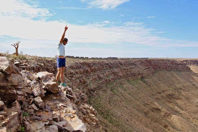 where to stay fish river canyon 1
