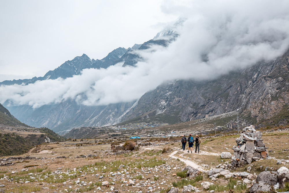 langtang valley trek blog 3