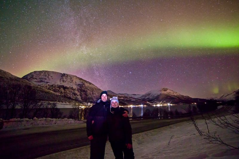 northern lights tromso tour