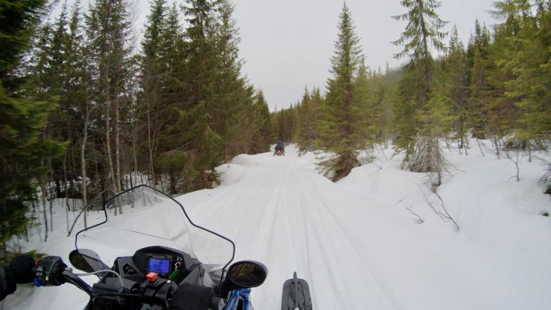 things to do in tromso in winter snow mobile tour