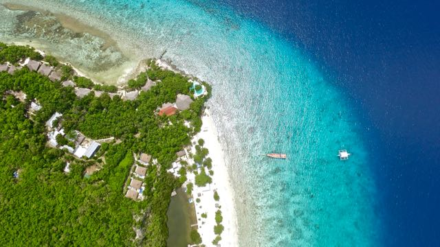 sumilon island resort