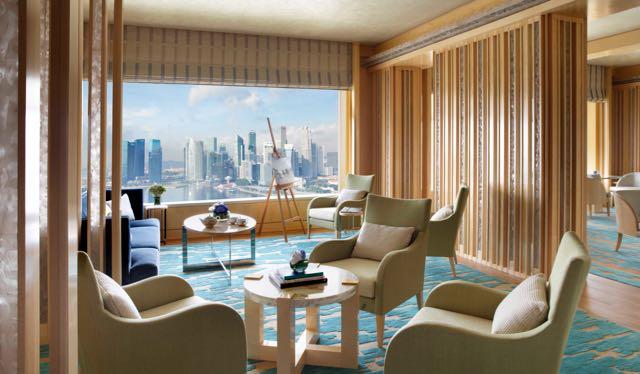 club lounge ritz carlton singapore5
