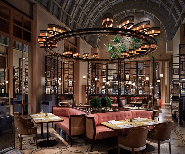 club lounge ritz carlton singapore6