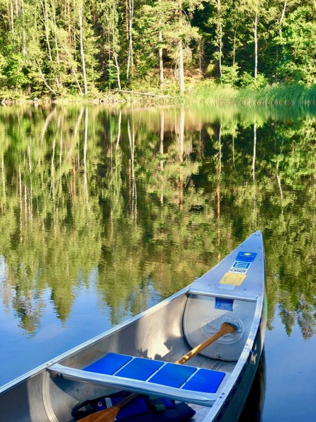 canoe sweden wilderness 3
