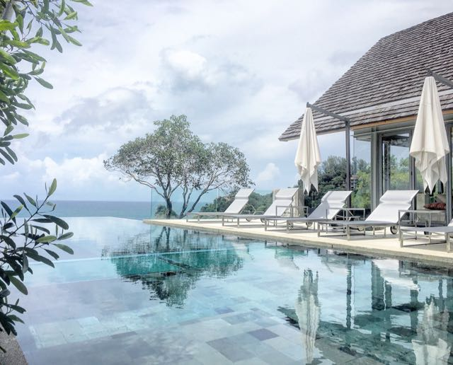 5 bedroom pool villa phuket