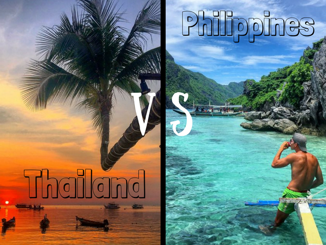 The difference among Filipinos and Americans