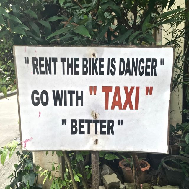 rent a motorbike in thailand