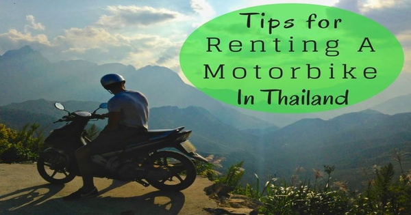 tips for renting a motorbike in thailandFB