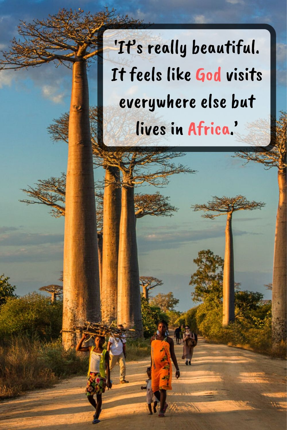 africa travel quotes