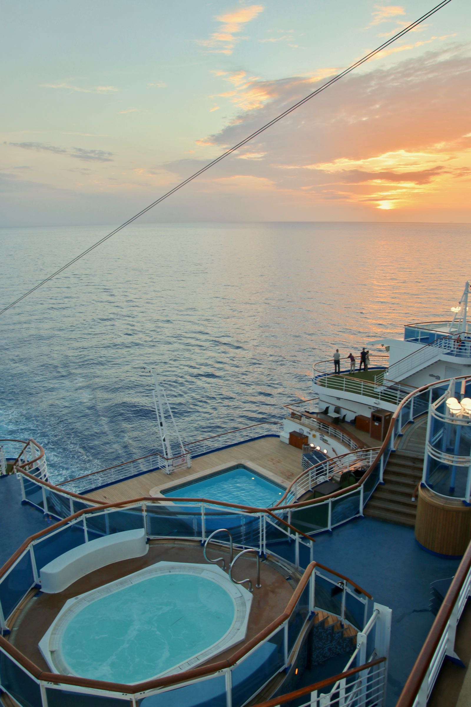 what to expect on a first cruise 2
