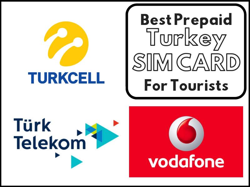 The best Turkey SIM Card For Tourists - www traveltomtom net
