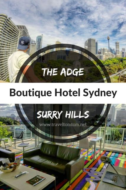 Boutique Hotel Surry hills 22