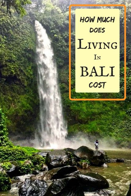 How Much Does a trip to bali cost 23